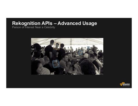 Best practices for integrating amazon rekognition into