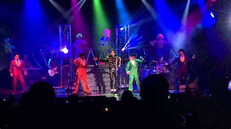 MJ Live at the Stratosphere in Las Vegas January 9, 2016