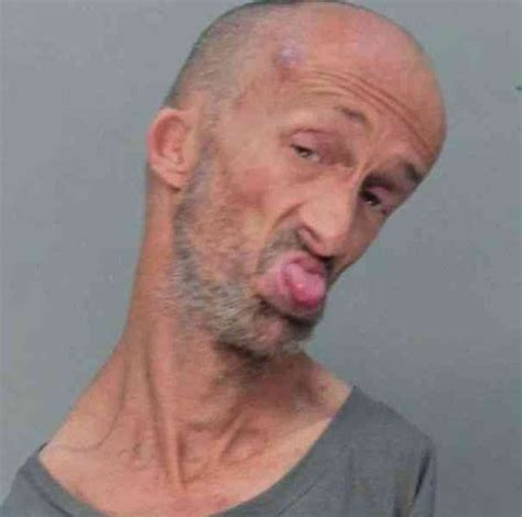 The Most Terrible Looking Mugshots That Will Make You