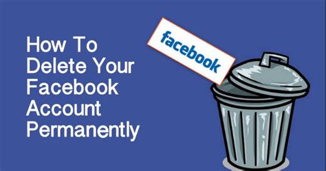 Delete Facebook Permanently Link ~ AppsNg