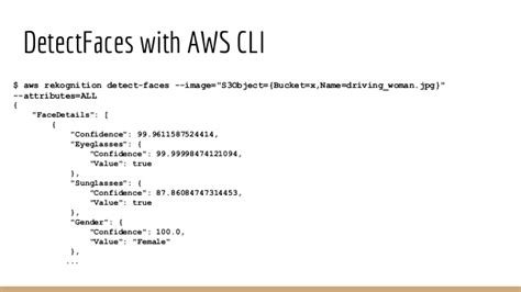 Serverless AI Services from AWS: Polly, Lex and Rekognition