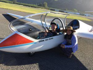 Hawaii Glider and Sailplane Academy | Glider Shool グライダー教習と免許