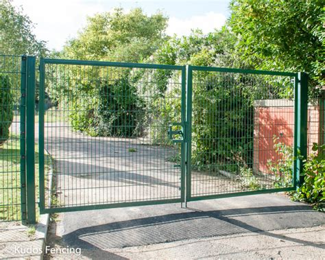 Security Fence Installation Enquiries   Kudos Fencing Ltd