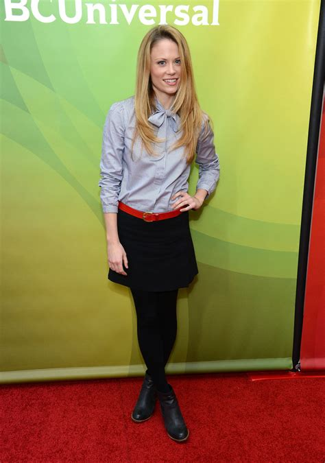Claire Coffee - Claire Coffee Photos - NBCUniversal's
