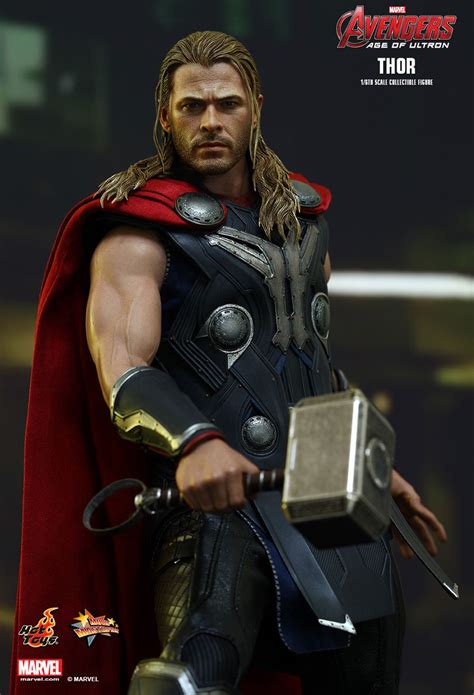 Hot Toys 1:6 Scale Thor Action Figure - MightyMega