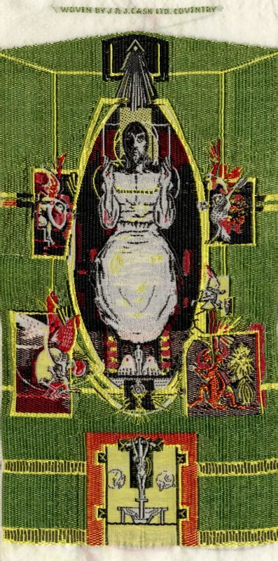 Graham Sutherland Coventry Cathedral Tapestry