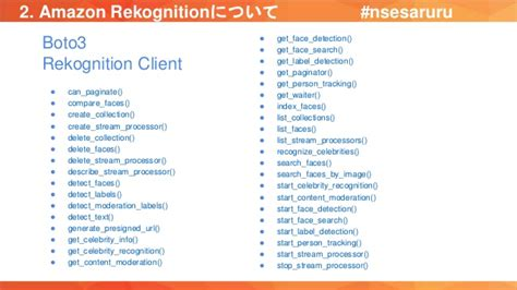 AWS(Rekognition)と Pepperでご機嫌解析